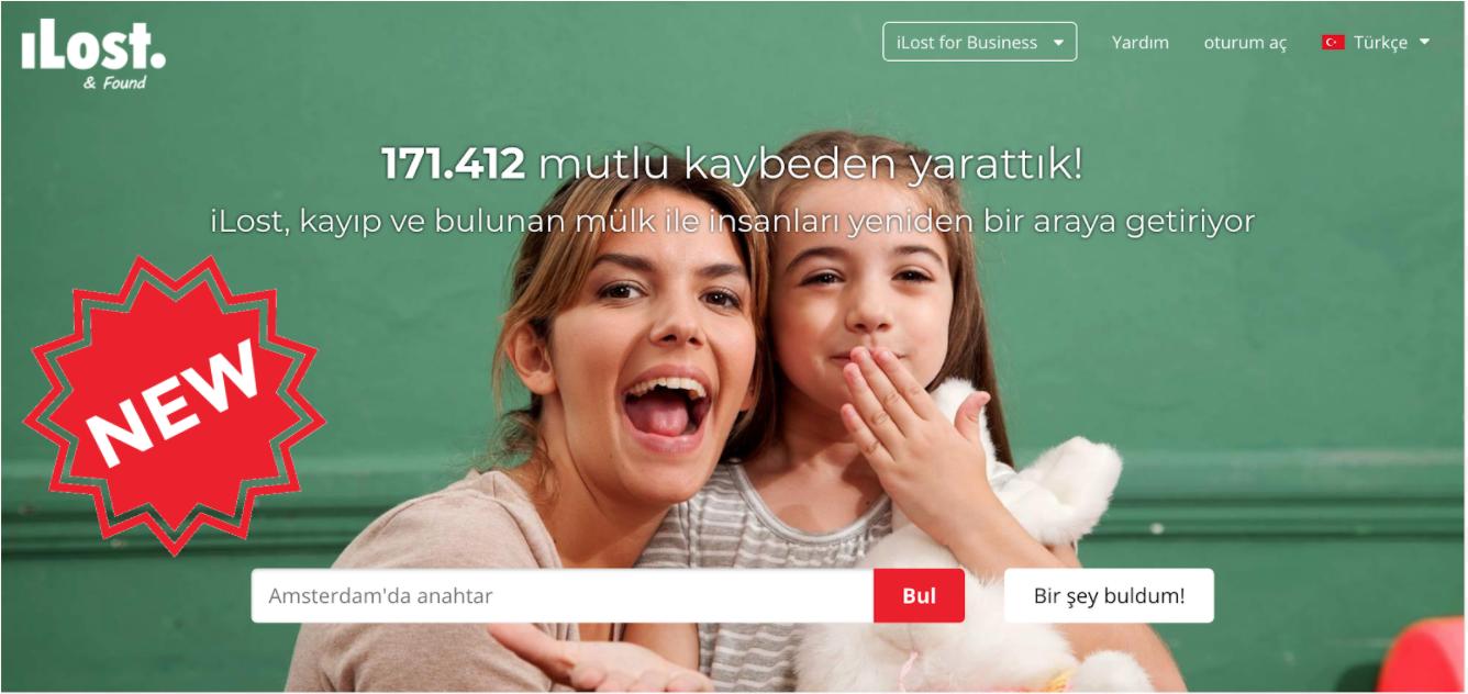 iLost: A multilingual platform